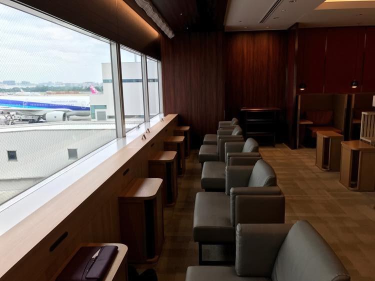 伊丹空港JALダイヤモンド・プレミアラウンジ