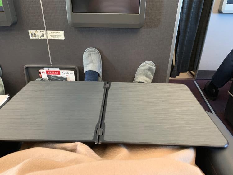JAL A350